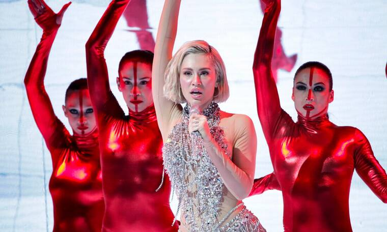 1ος ημιτελικός Eurovision - η Έλενα Τσαγκρινού θα εκπροωπήσει την Κύπρο