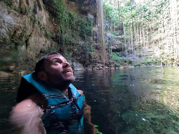 8.5 ο Ευτύχης Μπλέτσας με το Happy Traveller ταξιδεύει στο Μεξικό