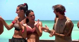 Survivor: Τρελό και... γυμνό στοίχημα για Ηλία και Τζέιμς (Video)