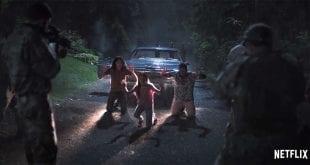 Σκηνή από την ταινία Awake στο Netflix