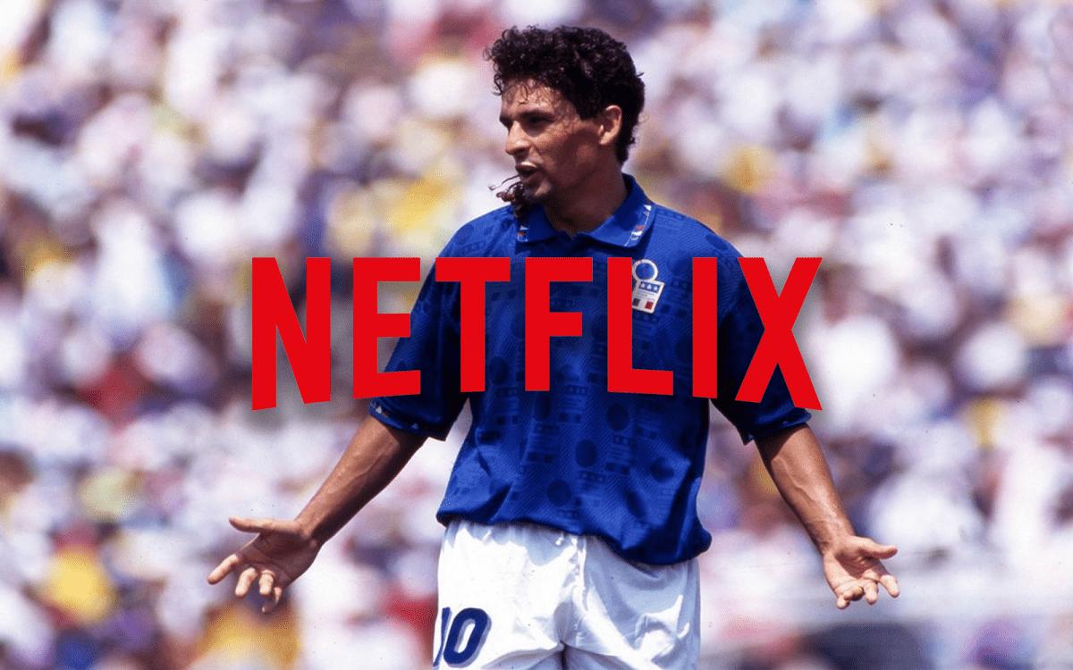 Η ζωή του Baggio γίνεται ταινία στο Netflix
