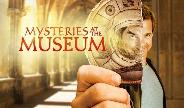 Cosmote TV ντοκιμαντέρ - μυστηρια των μουσείων