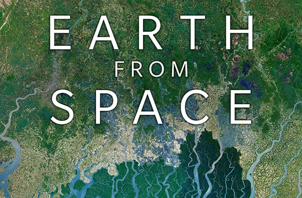 Cosmote TV ντοκιμαντέρ - earth from space_