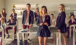 Elite νέες κυκλοφορίες Ιούνιος Netflix σειρές και ταινίες