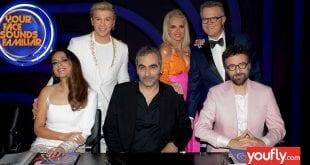 Eurovision 9.5 Your Face Sounds Familiar