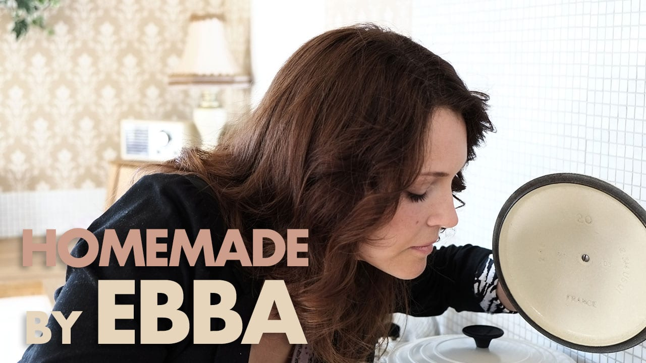 Homemade by Ebba - ERTFLIX στην κουζίνα σειρές
