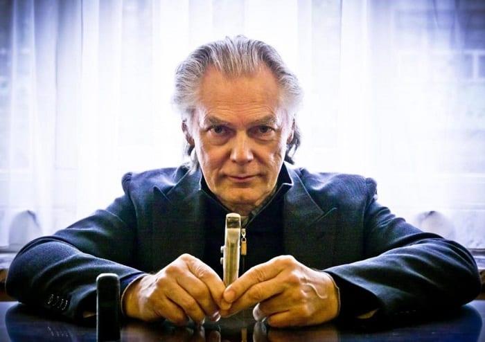 Jan Garbarek ο master της τζαζ στο Ωδείο Ηρώδου Αττικού
