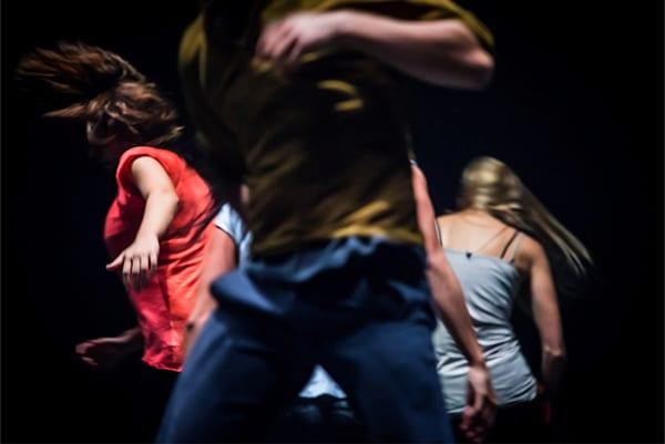 η Φρόσω Τρούσσα μίλησε για το ARC for Dance Festival - Κυριακούλης