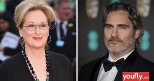 Meryl Streep και Joaquin Phoenix σε ταινία
