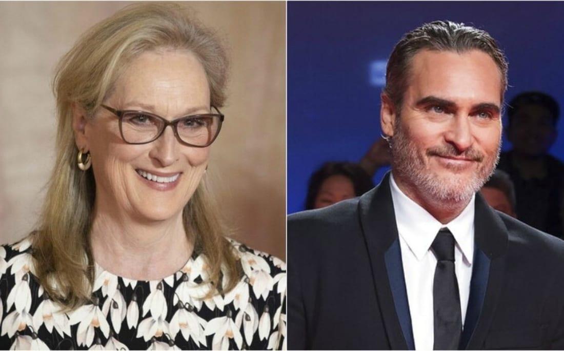 Meryl Streep και Joaquin Phoenix θα πρωταγωνιστούν σε νέα ταινία