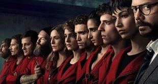 Netflix 5η σεζόν Casa de Papel