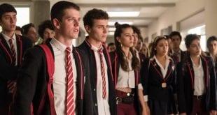 Netflix επίσημο τρέιλερ τέταρτη σεζόν Elite