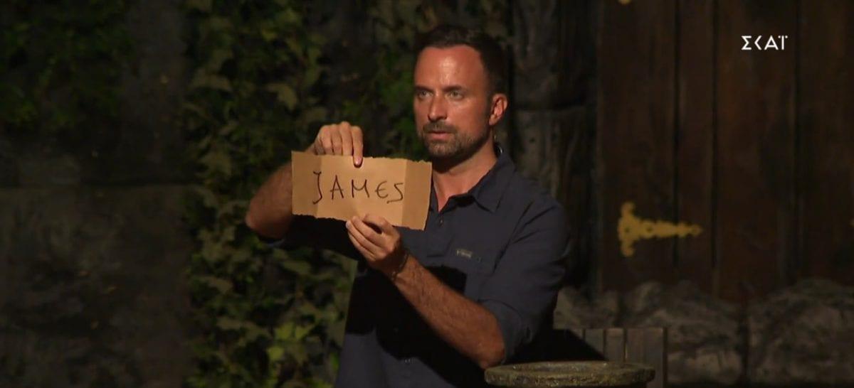 Ο πρώτος υποψήφιος προς αποχώρηση από το Survivor