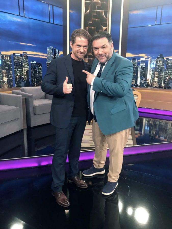 The 2Night Show Δημήτρης Λάλος και Γρηγόρης Αρναούτογλου