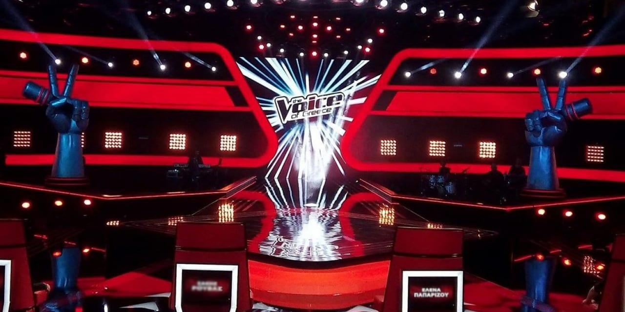 The Voice τρέιλερ νέα σεζόν