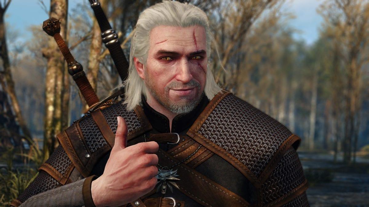Πλάνο από την σειρά και video game The Witcher