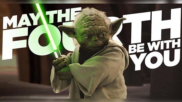4 Μαΐου γιορτάζεται ως Παγκόσμια Ημέρα Star Wars