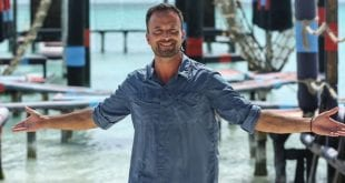 survivor γιώργος λιανός ως παρουσιαστής