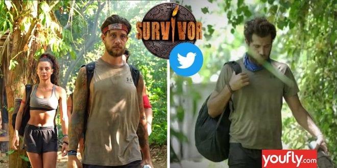 survivor 16/5 twitter