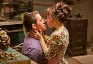 Ρομαντικό ζευγάρι από την ταινία the vow