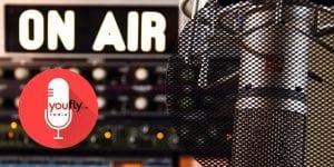 youfly web radio εκπομπές