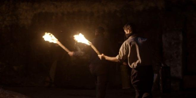 Ο Κωνσταντής και ο Νικηφόρος βάζουν φωτιά στις Άγριες Μέλισσες