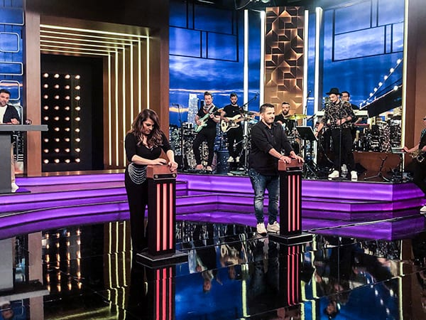 Απόψε Πέμπτη 3.6 ρίχνει αυλαία το The 2Night Show_