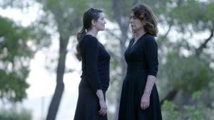 Ελένη και Μυρσίνη μαζί