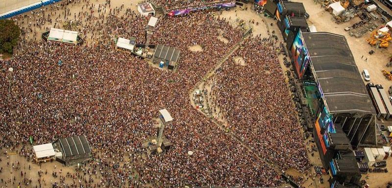 Ελεύθερες οι συναυλίες Αυστρία - fm4 Frequency Festival