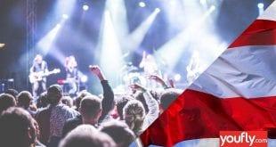 Ελεύθερες συναυλίες Αυστρία