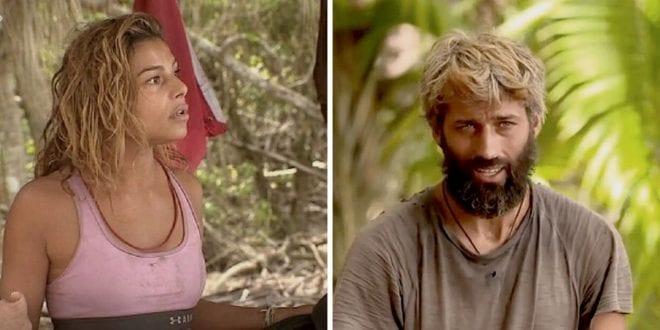 Ελευθερία και Αλέξης είναι δύο από τους παίκτες που έκλεψαν τροφή στο Survivor