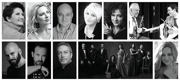 Φεστιβάλ Δελφών 2021 - πρόσωπα που θα λάβουν μέρος