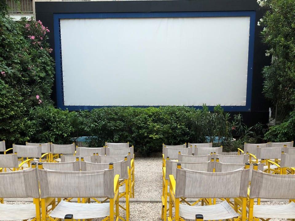 θερινά σινεμά στο κέντρο- σινεμα αθηναία