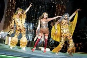 Εικόνα από τη θεατρική παράσταση