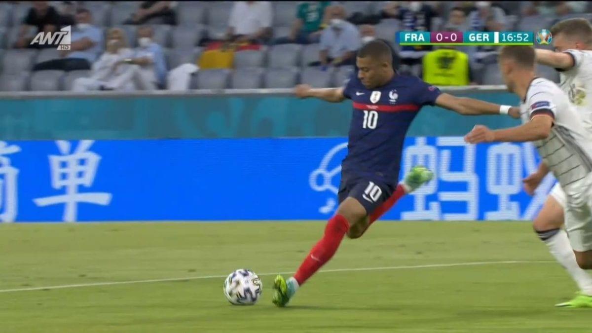 Γαλλία - Γερμανία Video Highlights