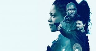 Πλάνο από τη ταινία Black and Blue στο Netflix