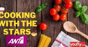 Cooking with the stars ant1