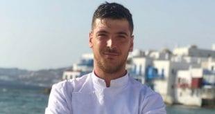 Το εστιατόριο που εργάζεται ο Διονύσης Σαρακίνης