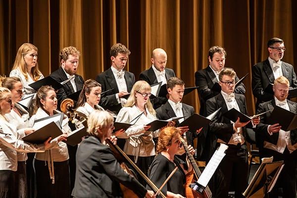 Φεστιβάλ Αθηνών Επιδαύρου πρόγραμμα 28/6-4/7 - Monteverdi English Baroque solists
