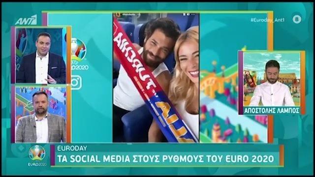 Euro 2020 καλύτερες στιγμές πρεμιέρα social media