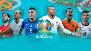 Paiktes pou tha agwnistoun sto Euro 2020