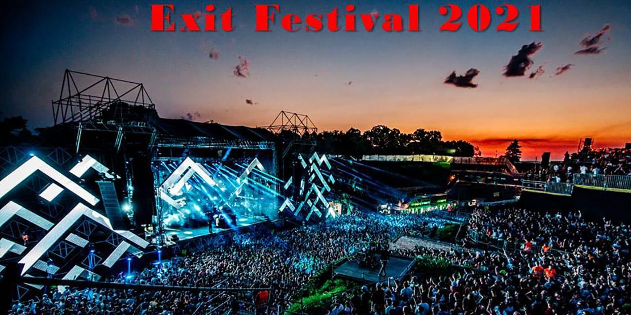 ExitFestival 2021 8-11 Ιουλίου