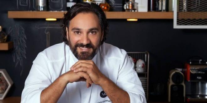 O chef Γιάννης Λουκάκος μιλάει για την σχέση του με τον Δημήτρη Σκαρμούτσο