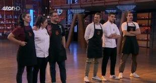 Διονύσης και Μαργαρίτα έδωσαν τον πρώτο μαγειρικό αγώνα στο πλαίσιο του τελικού του Masterchef 5