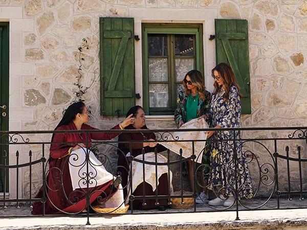 My Greece η Έλλη Κοκκίνου πάει βόλτα στη Λευκάδα με τη Βανδή