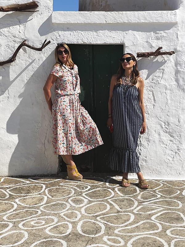 My Greece - η Δέσποινα Βανδή και η Έρρικα Πρεζεράκου στη Μήλο και την Κίμωλο