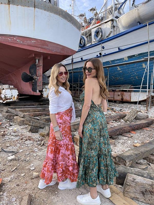 My Greece Δέσποινα Βανδή και Μελίνα Ασλανίδου στην Καβάλα