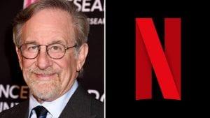 Ο Σπίλμπεργκ στο Netflix