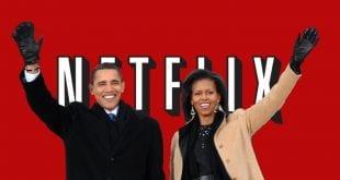 To ζεύγος Ομπάμα στο Netflix