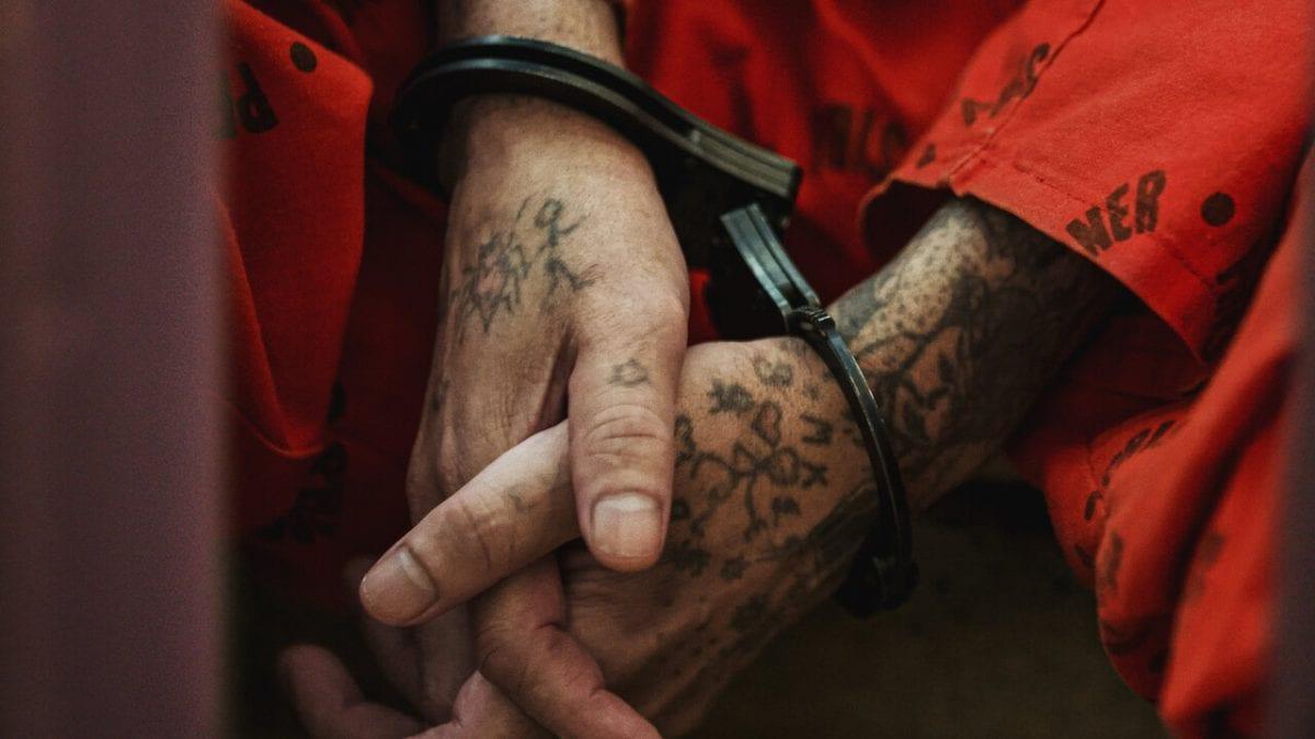 Εικόνα από την σειρά ου Netflix οι πιο σκληρές φυλακές του κόσμου
